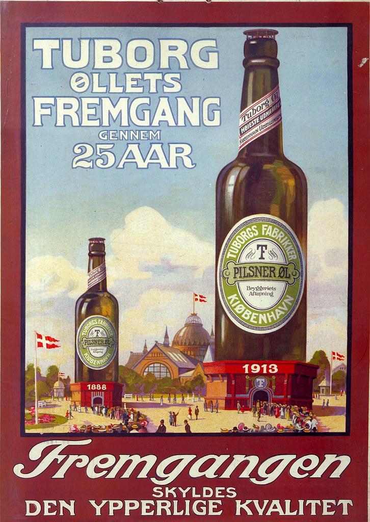 Tuborg-1913-Fremagangen