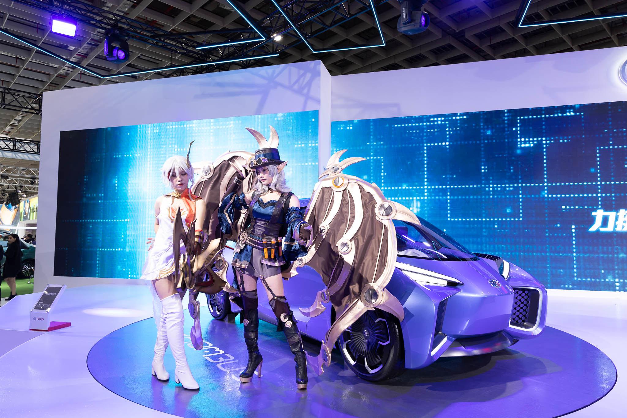 汽車 Cars - 台北 2020 Taipei 2020 #0030