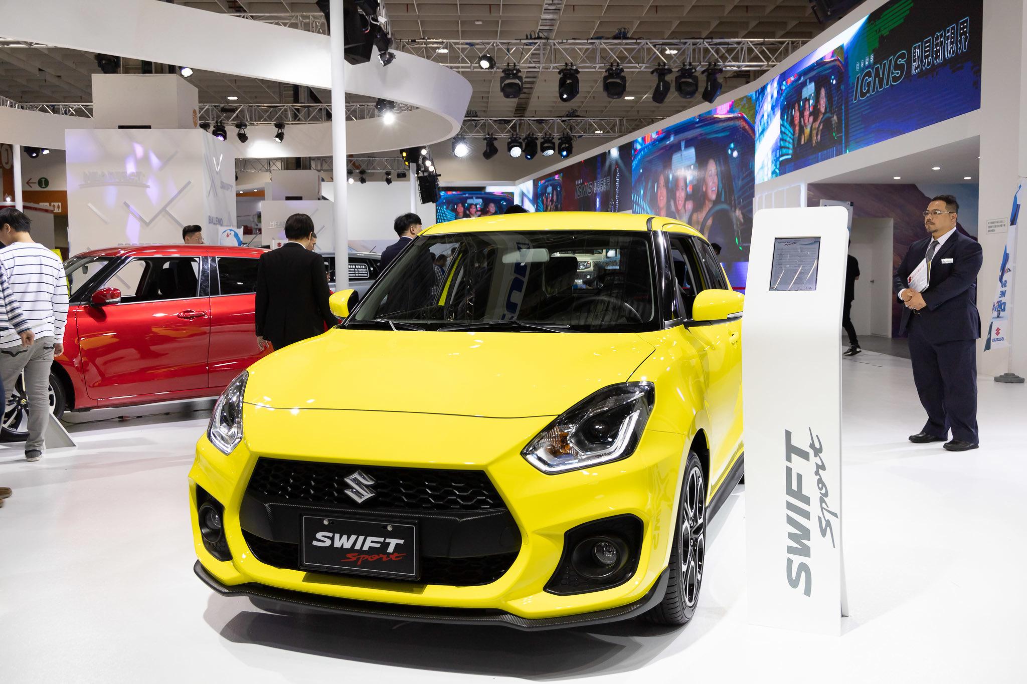 汽車 Cars - 台北 2020 Taipei 2020 #0042