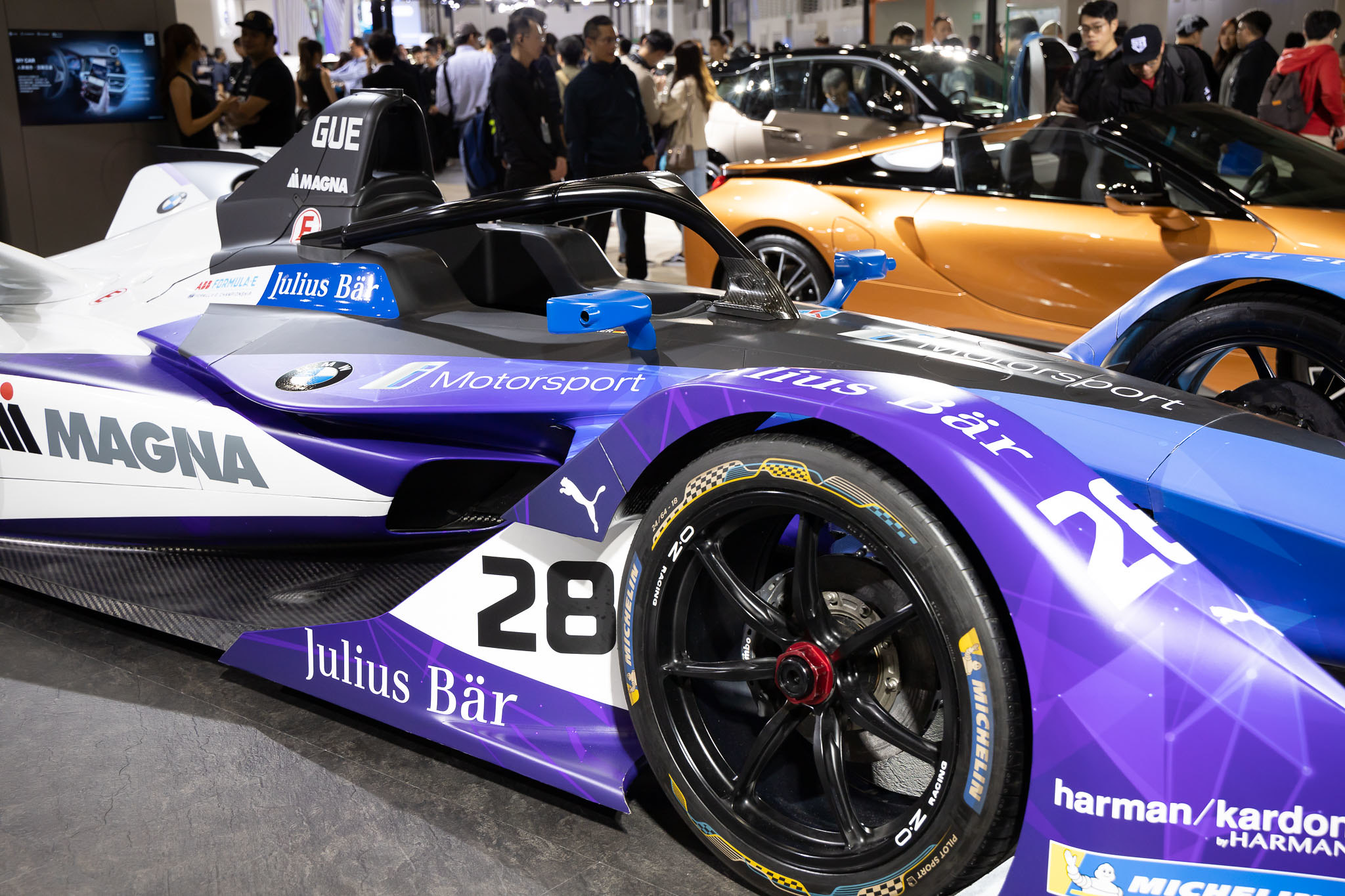 汽車 Cars - 台北 2020 Taipei 2020 #0077