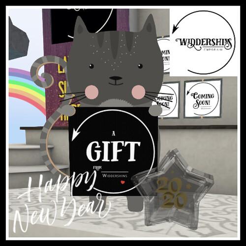 Widdershins - Wish Star - HNY 2020 - Gift!