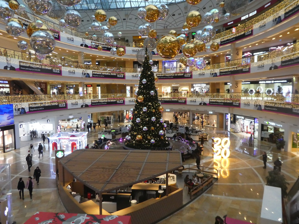 Afimall City, Moscow