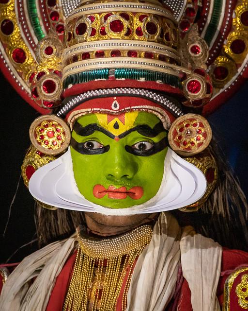 India - Kerala - Kochi - Kathakali - 4933