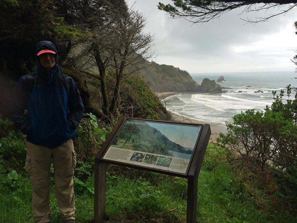 Best Coastal Hikes In California: Del Norte Coast Redwoods State Park, California