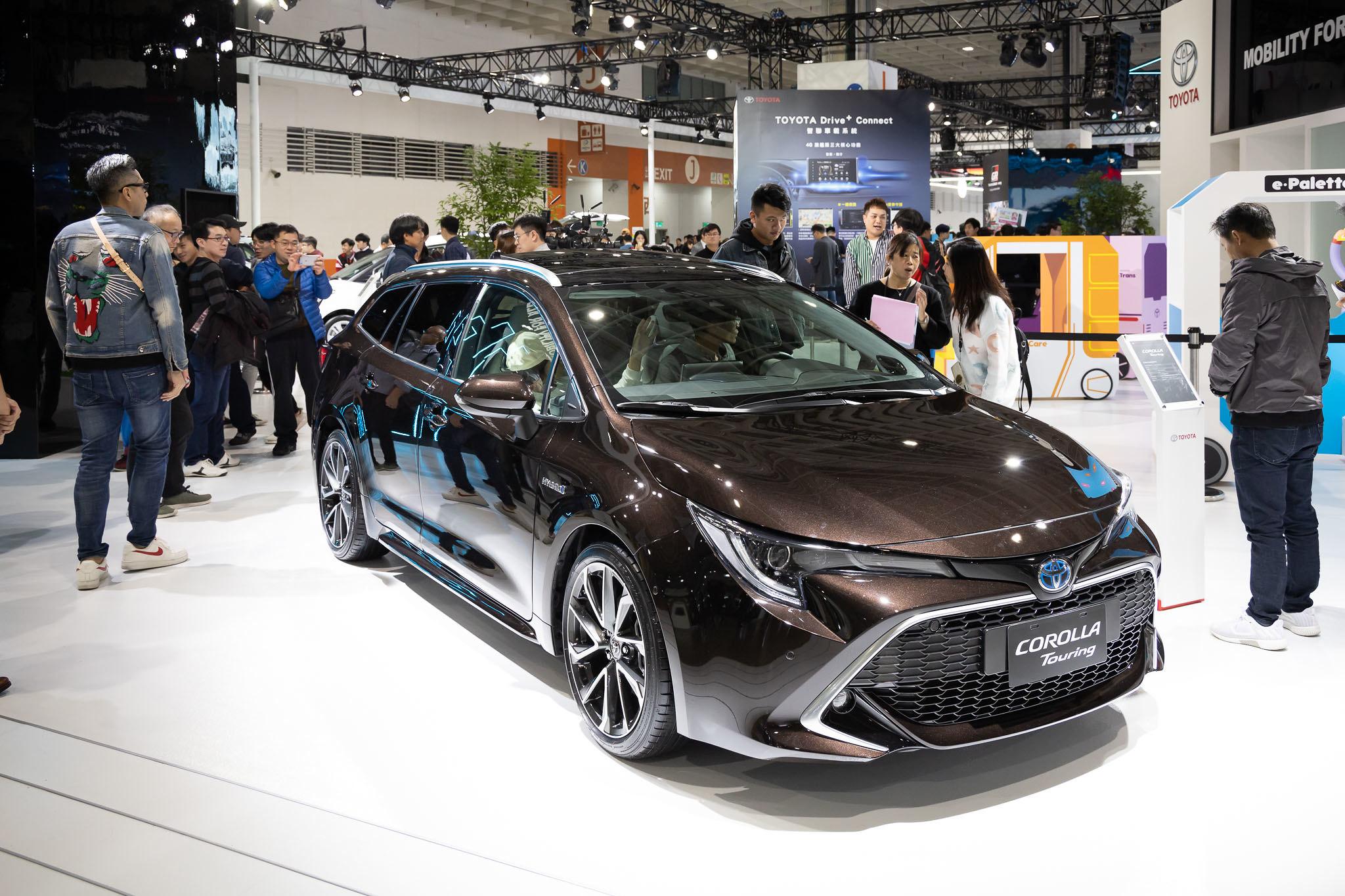 汽車 Cars - 台北 2020 Taipei 2020 #0019