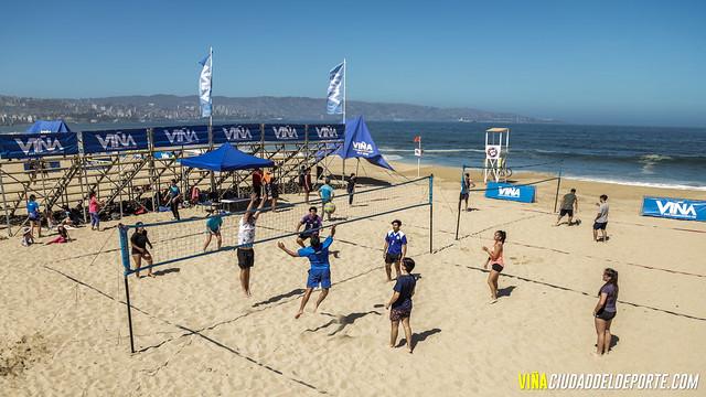 Lanzamiento Playa del Deporte 2020