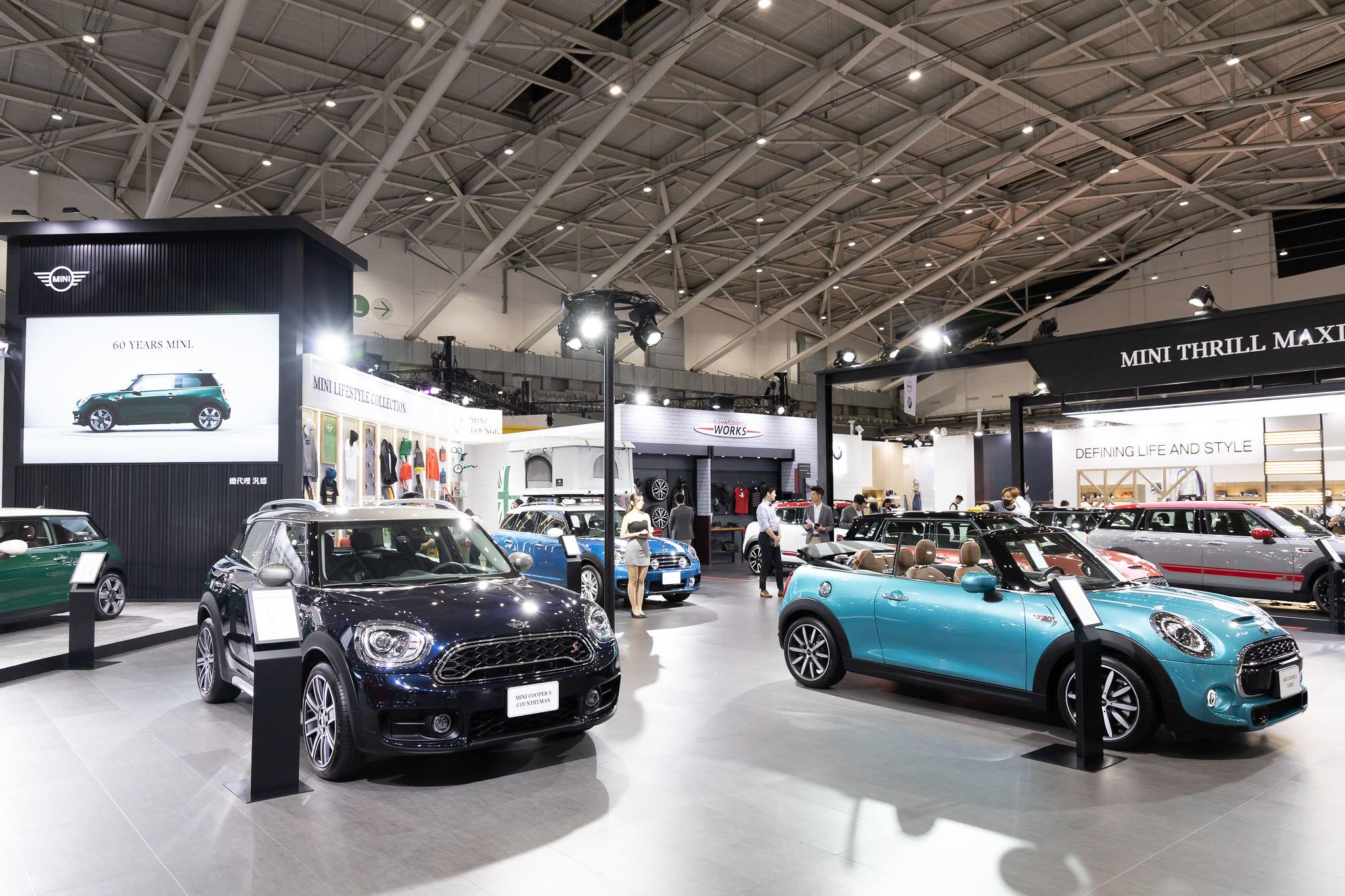 汽車 Cars - 台北 2020 Taipei 2020 #0117