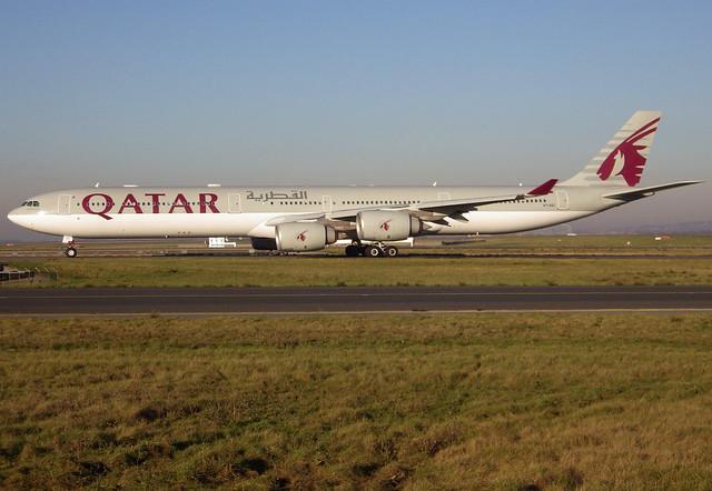 A7-AGC, Airbus A340-642, c/n 766, QR-QTR-Qatari-Qatar Airways,
