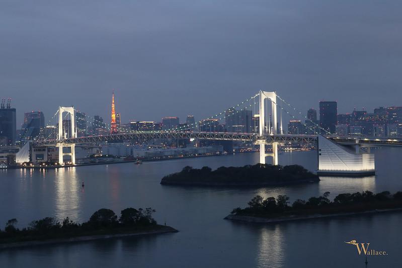 Hilton Tokyo Odaiba(東京御台場希爾頓酒店)