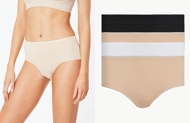 9 Completely Brilliant Things I Bought Recently (M&S No-VPL Microfibre High Rise Midi Knickers) | Not Dressed As Lamb