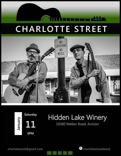 Charlotte Street 1-11-20