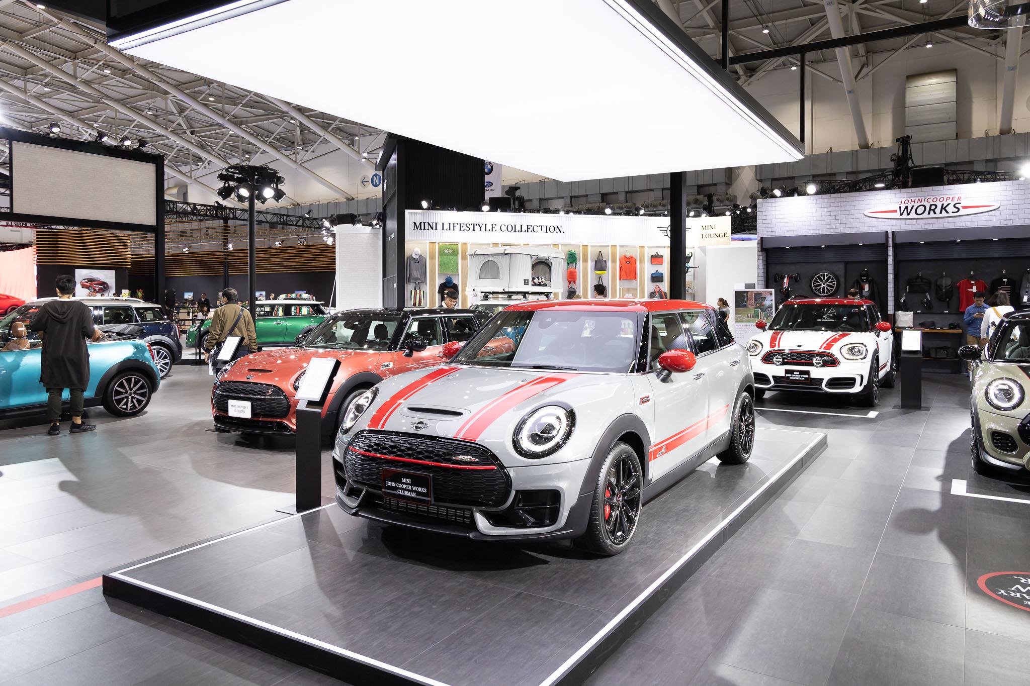 汽車 Cars - 台北 2020 Taipei 2020 #0129