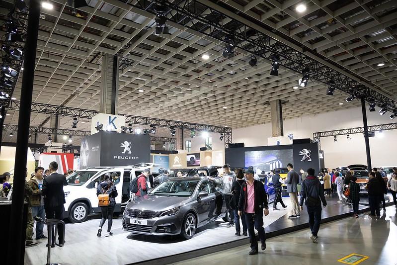 汽車 Cars - 台北 2020 Taipei 2020 #0001