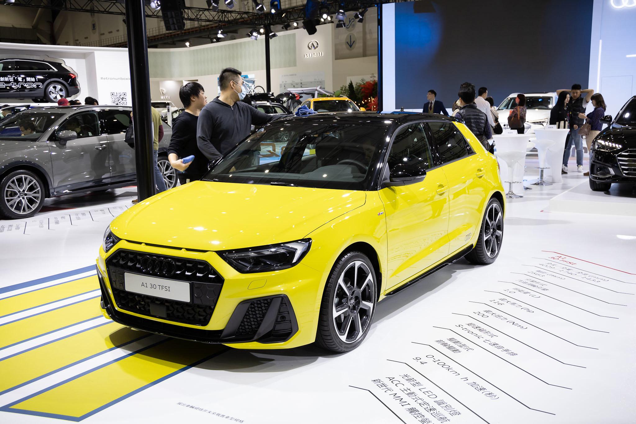 汽車 Cars - 台北 2020 Taipei 2020 #0091