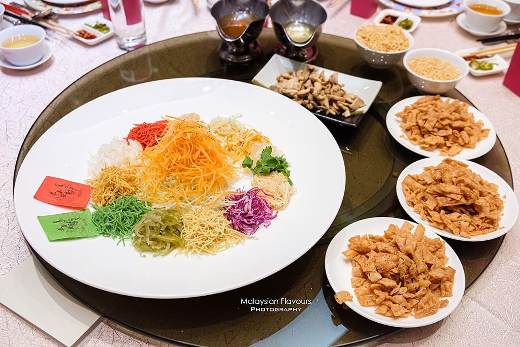 Chynna Hilton KL CNY set menu 2020