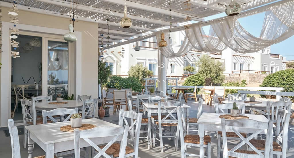 Faciliteiten Althea Boutique Hotel | Vakantie Karpathos