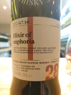 SMWS G7.16 - Elixir of euphoria