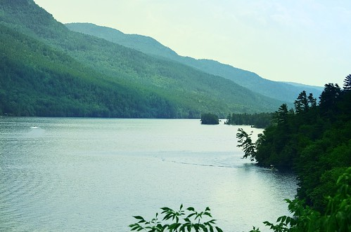 Lake George, New York. From Mom's Guide to the Most Relaxing Vacation Places in the US