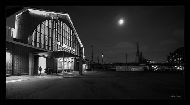 Hamburg Deichtorhallen (ISO 10.000)