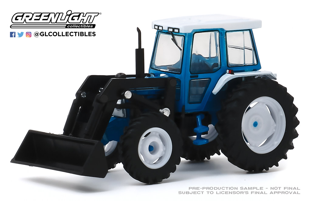Greenlight 1//64 Down on the Farm Series 4 Farm Tractors 48040