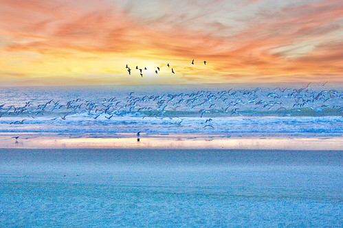 Myrtle Beach, South Carolina. From Mom's Guide to the Most Relaxing Vacation Places in the US