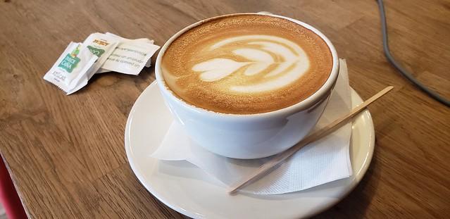El cafecito. Ummmm. #cafe