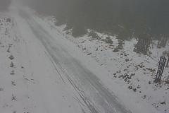 Obleva zhoršuje sněhové podmínky pro běžkaře