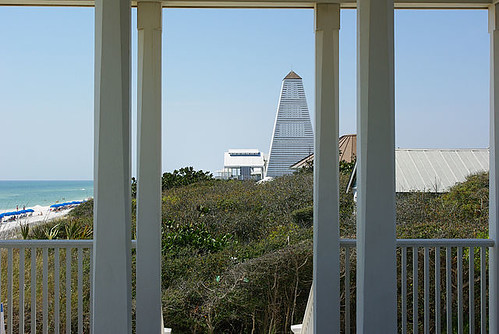 Seaside, Florida. From Mom's Guide to the Most Relaxing Vacation Places in the US