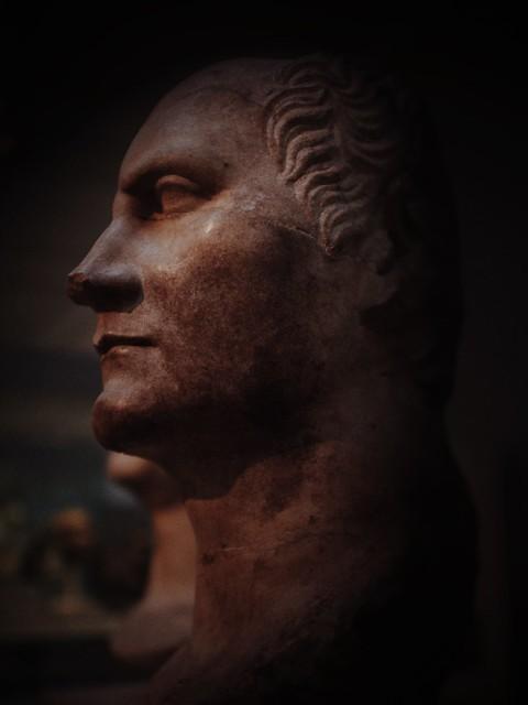 Old Julius Himself …