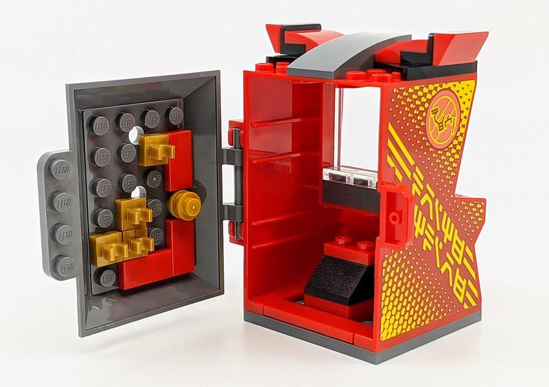 LEGO NINJAGO Arcade Pod Review