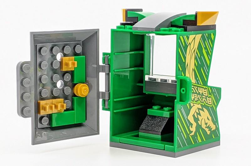 LEGO NINJAGO Arcade Pods Review   BricksFanz