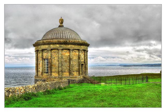 Castlerock NIR - Mussenden Temple 03