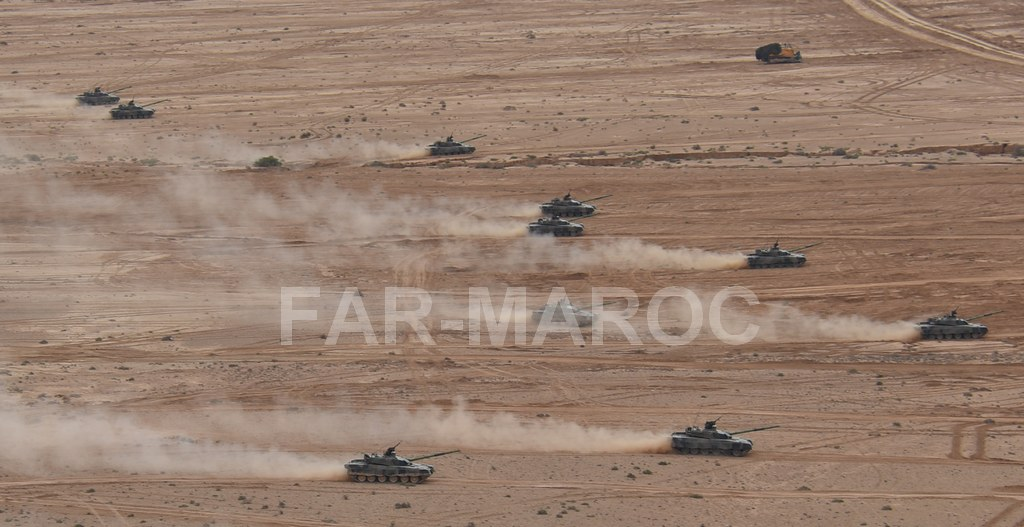 Chars VT-1A Marocains / Moroccan VT-1A MBT - Page 32 49357763863_a91b642ee5_b