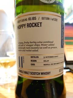 SMWS 10.185 - Hoppy rocket