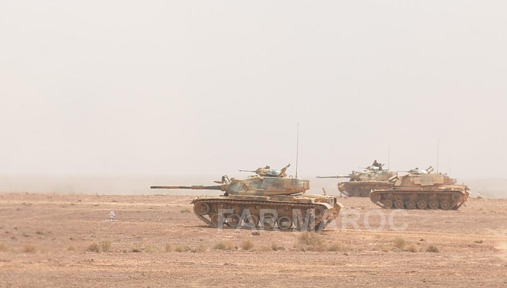 M60 Patton dans les FAR / Moroccan Army M60 Patton - Page 15 49357769923_f30e62a984_b