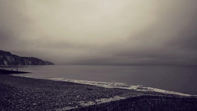 La mer et l'amour sans orage ...