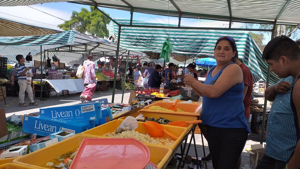Segunda Expo Proveedores Feria Grande Puente Alto