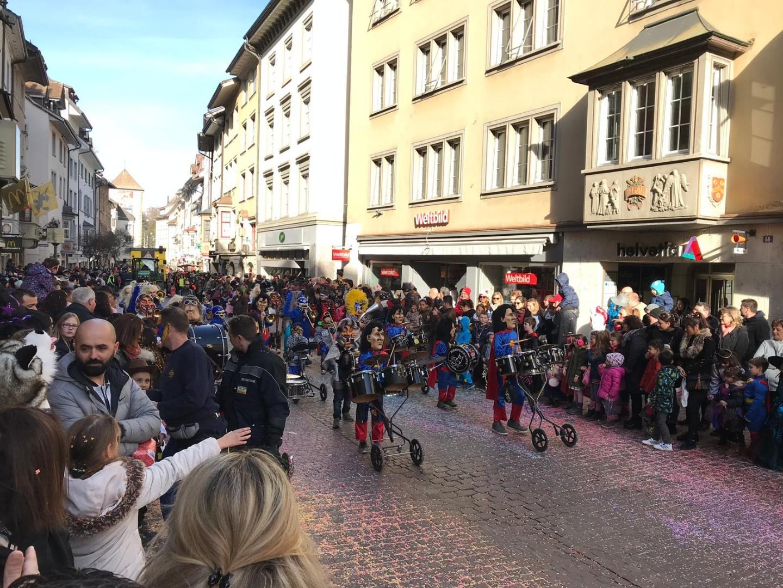 Fasnacht Schaffhausen 2019