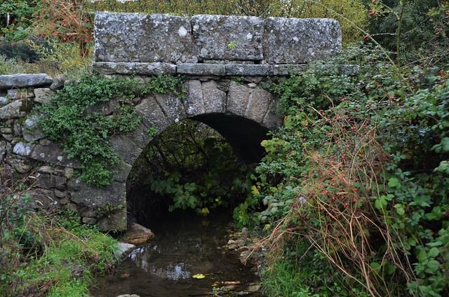 Puente del Molinillo (Piornal, Caceres)