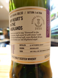 SMWS 68.33 - My heart's in the Highlands