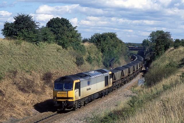 60074 Firbeck Jn 6B27 1042 Hunslet - West Burton 27-08-04