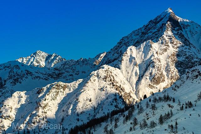 2020-01 Passo del Tonale, Landscape.