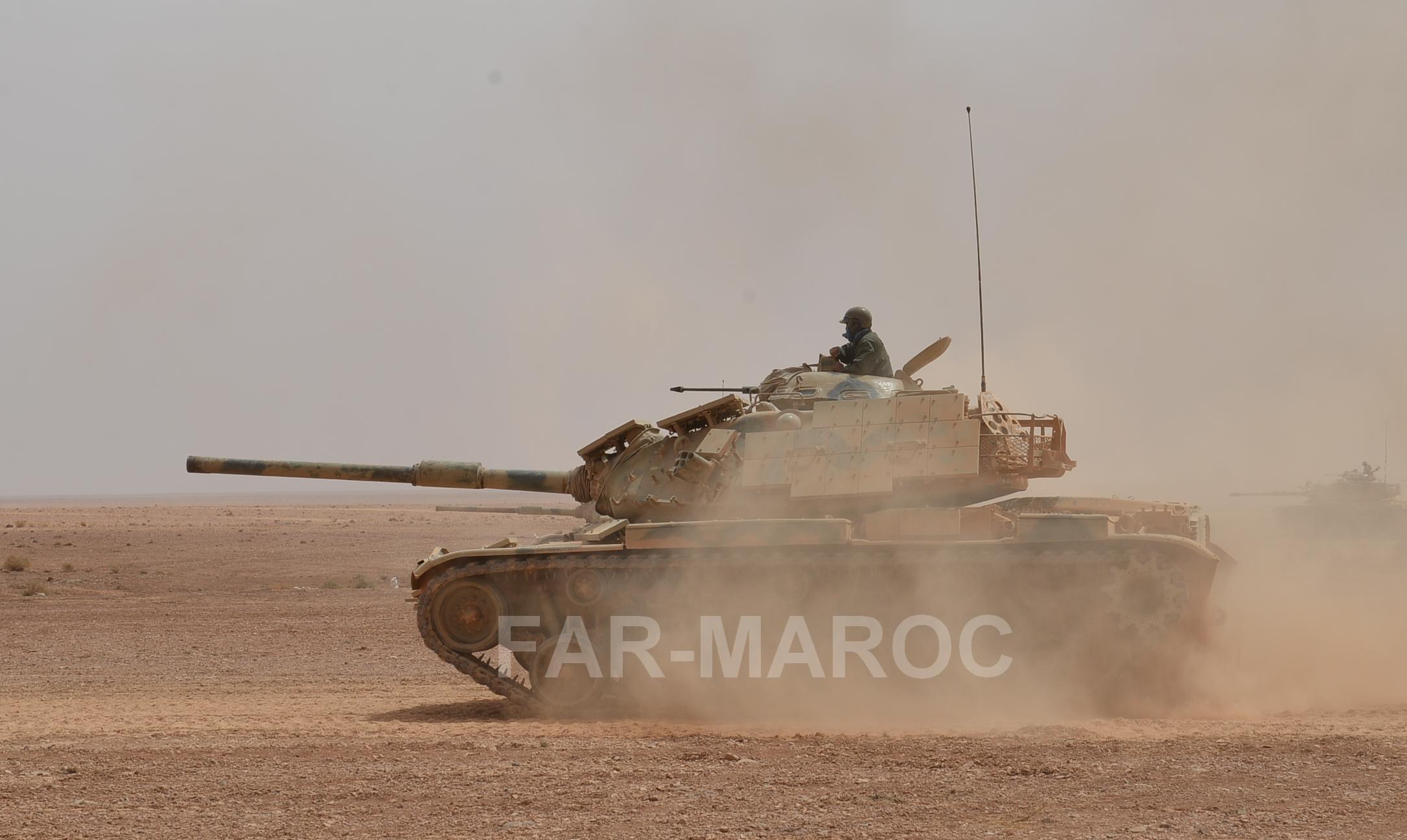 M60 Patton dans les FAR / Moroccan Army M60 Patton - Page 15 49358230221_6514f7fb04_o