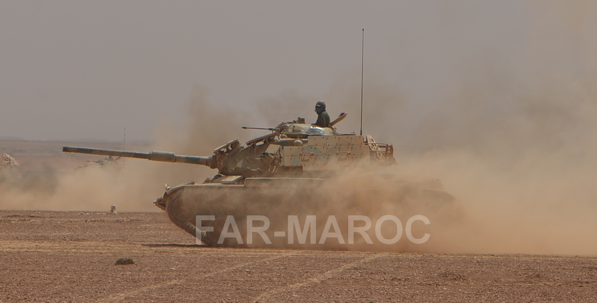 M60 Patton dans les FAR / Moroccan Army M60 Patton - Page 15 49358230391_5ef195f285_o
