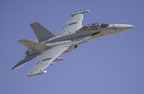 EA-18G Growler Photo Pass