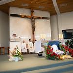 천주의 성모 마리아 대축일 미사