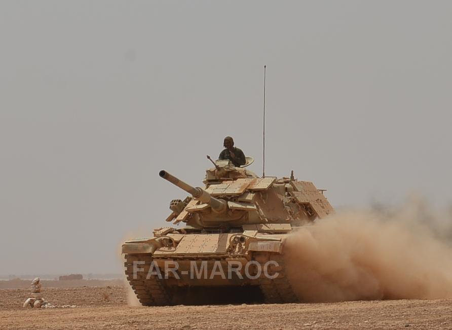 M60 Patton dans les FAR / Moroccan Army M60 Patton - Page 15 49358432452_4b8908be47_o