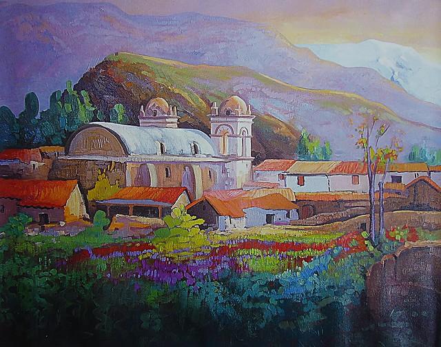 Arequipa - Perú, 2020. Cotahuasi