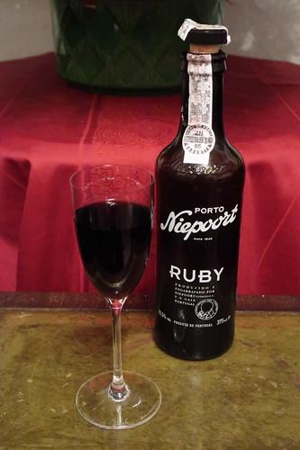 Ruby Portwein vom Weingut Niepoort