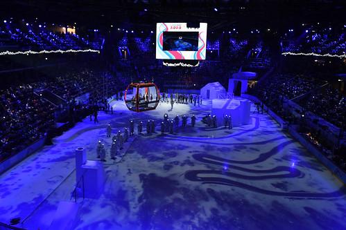 JOJ d'hiver de Lausanne 2020 - Cérémonie d'ouverture